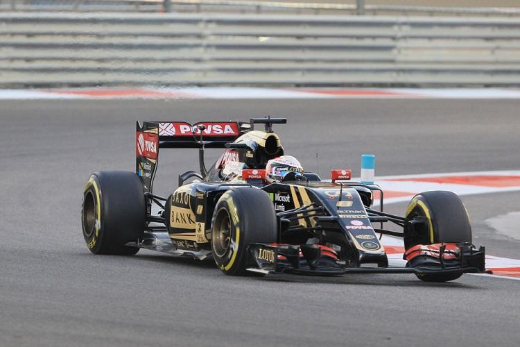 Romain Grosjean 18