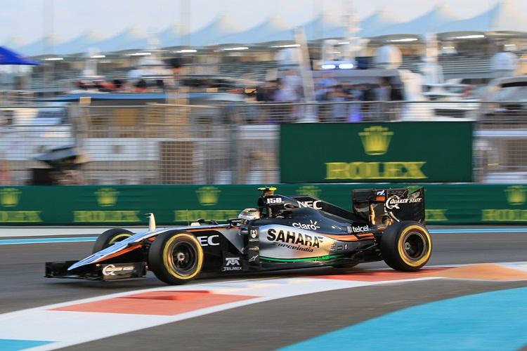Sergio Perez 24