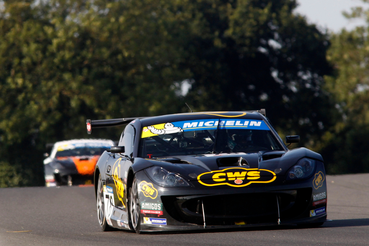White Took Ten Outright Top Ten Finishes Alongside His AM Successes - Credit: Jakob Ebrey Photography