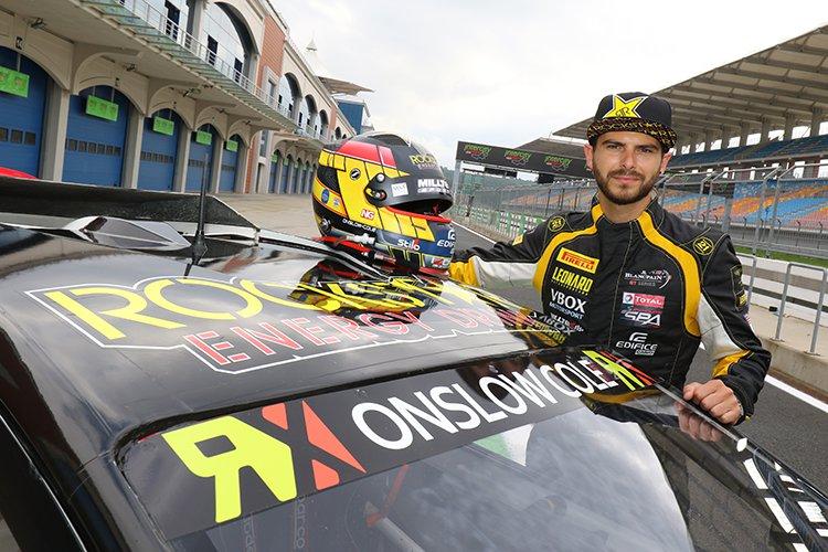 Tom Onslow-Cole - Credit: FIA World Rallycross Championship / IMG