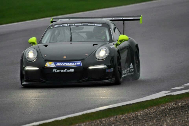 Tom Oliphant Porsche - Credit: Alan Lygo
