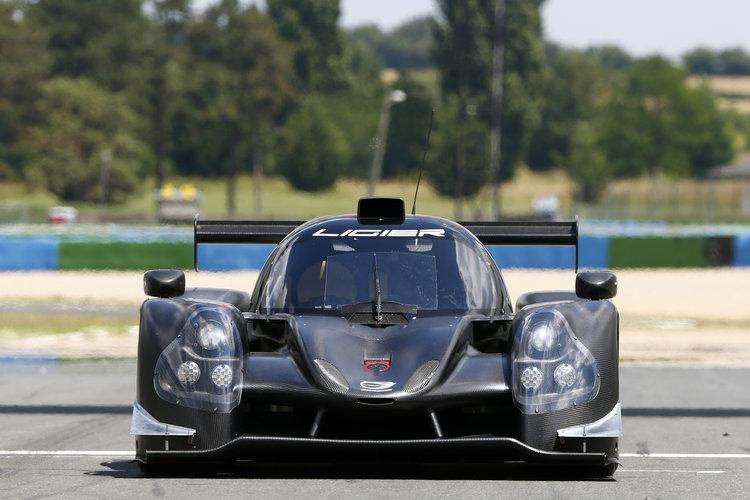 AUTO - TESTS LIGIER JS P3 MAGNY-COURS 2015