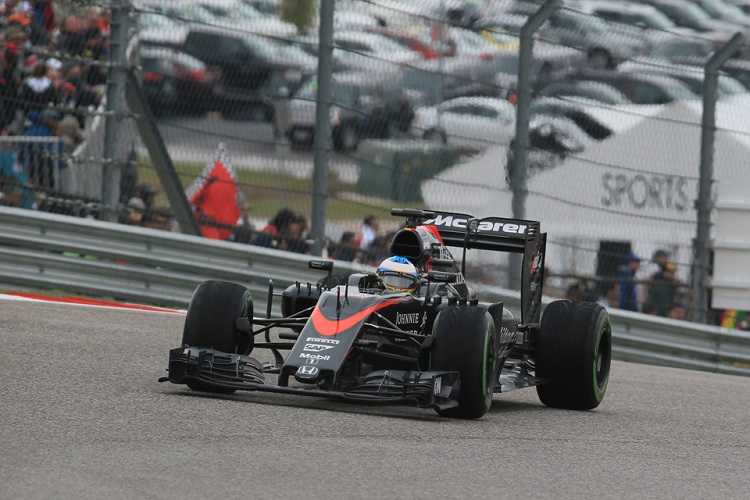 Fernando Alonso had a disappointing year on his return to McLaren (Credit: Octane Photographic Ltd)