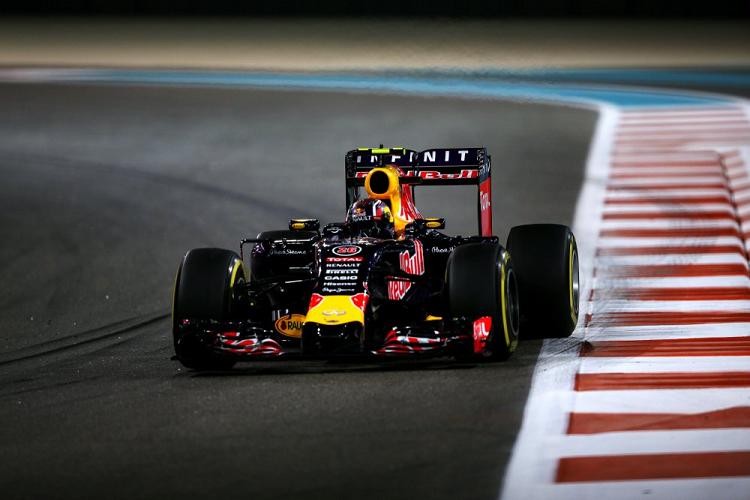 Credit: Red Bull Racing Media Centre