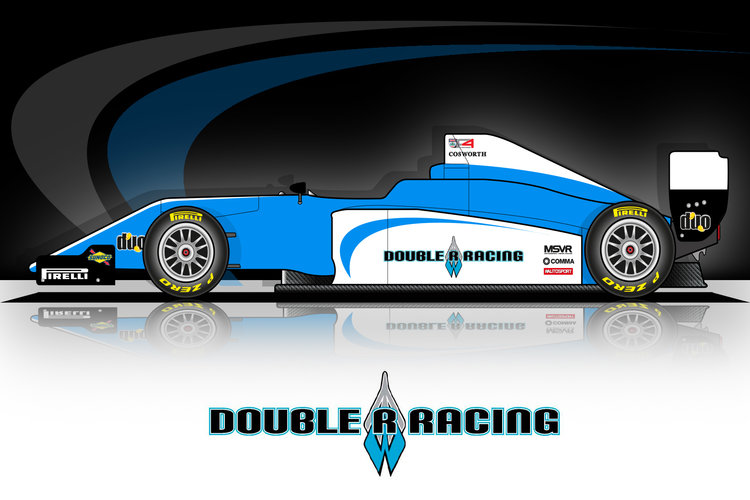 Double R Racing BRDC Formula 4