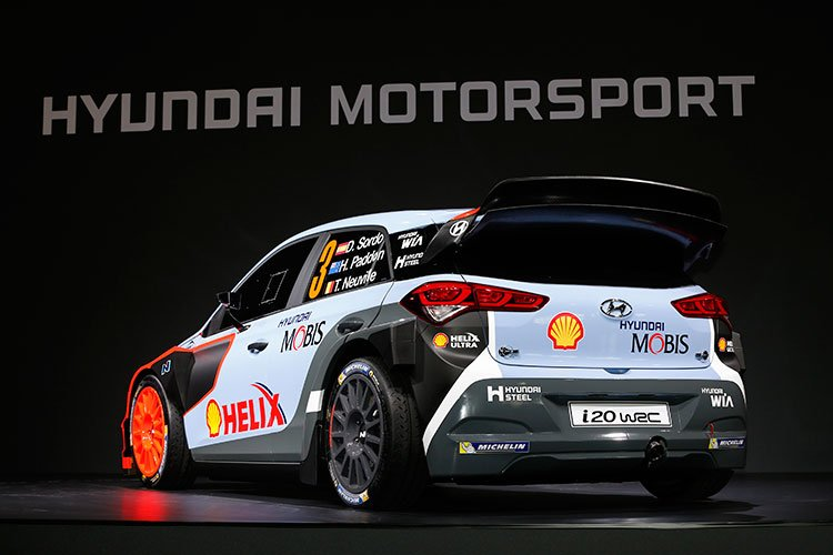 The Next Generation Hyundai i20 WRC - Credit: Hyundai Motorsport