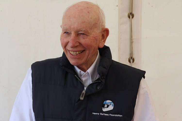 Surtees awarded CBE in Queen's New Year Honors list