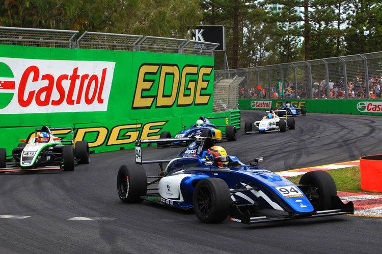 Jordan Lloyd Australian F4 Gold Coast