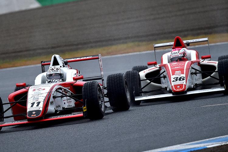 Makino Tsuboi Japanese F4