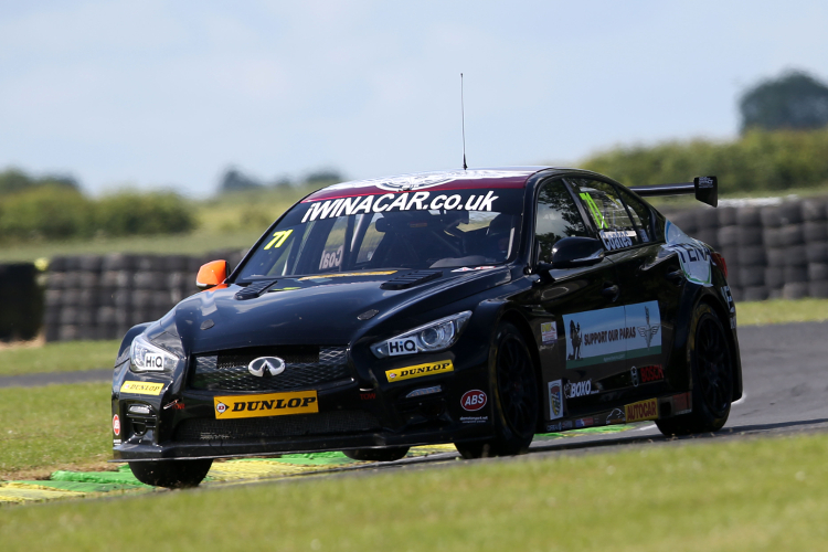 "Coates: ""To Fulfil My Dream Was An Incredible Feeling"" - Credit: btcc.net"