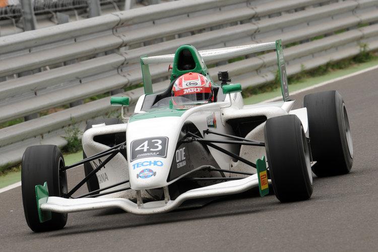 Pedro Cardoso Formula 4 Sudamericana