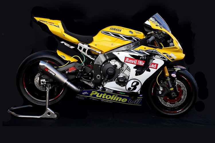 If it goes as quickly as it looks (and sounds) McConnell should shine on the Yamaha YZF-R1 (Photo Credit: Bonnie Lane)