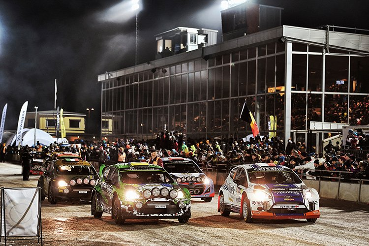 Rally Sweden Shakedown Stage Under Threat World Rally - Rally sweden map 2016