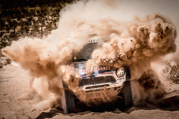 Credit: Mini Motorsport