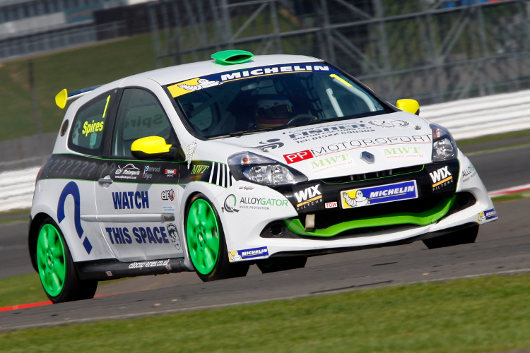 Spires picked up two top six finishes in four races last season - Credit: Jakob Ebrey Photography