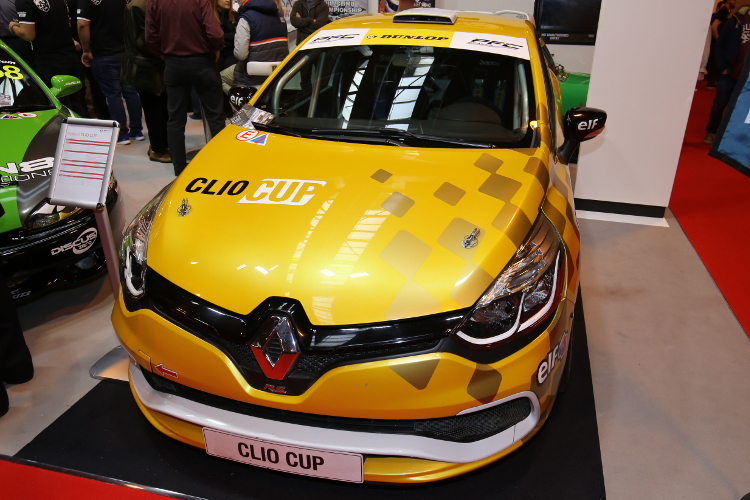 Renault UK Clio Cup - Credit: Jakob Ebrey Photography