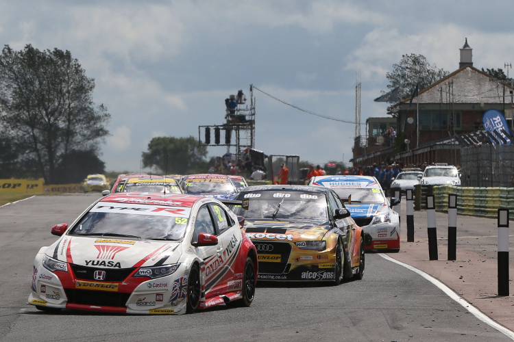 Croft BTCC - Credit: btcc.net