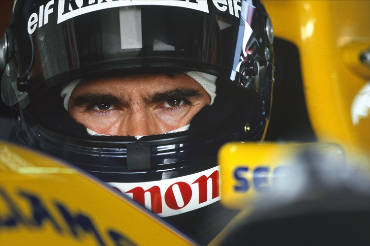 Damon Hill 2