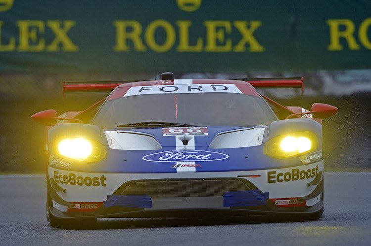 Ford GT Rolex 24 FP2
