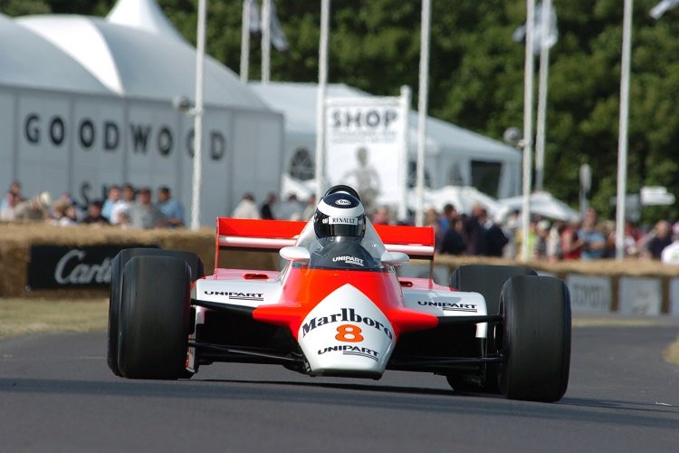 mclaren cosworth mp4/1b, 1982