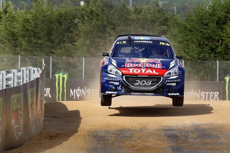 Credit: FIA World Rallycross Championship