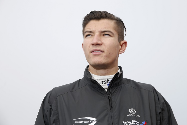 """Jake Dennis: GP3/WEC double """"a really exciting programme"""" - 24 Hours of Le Mans, European ..."""