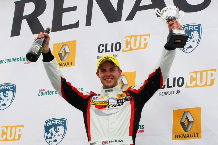 "Bushell: ""I'm just interested in going racing at the weekend and winning races."""