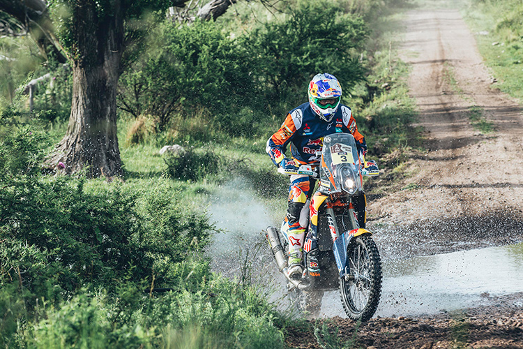 Price-Red-Bull-KTM-Dakar-2016 Flavien Duhamel/Red Bull Content Pool