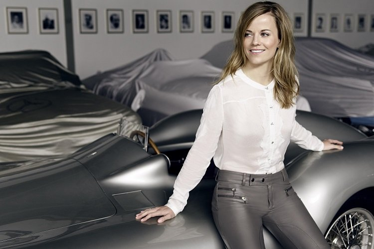 Susie Wolff To Announce New Female Driver Initiative At