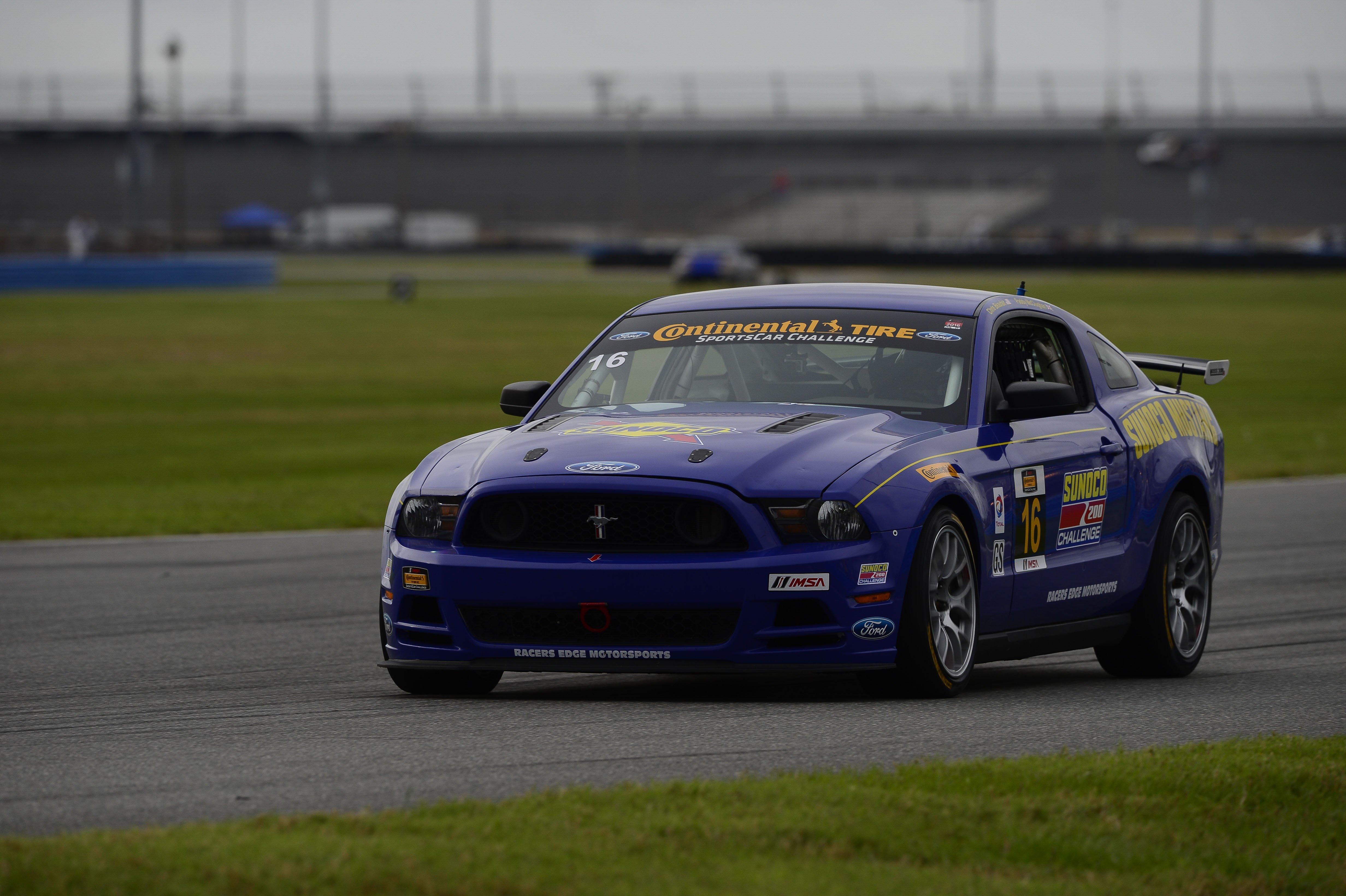 2016 Continental Tire SportsCar Championship Roar Daytona Testin