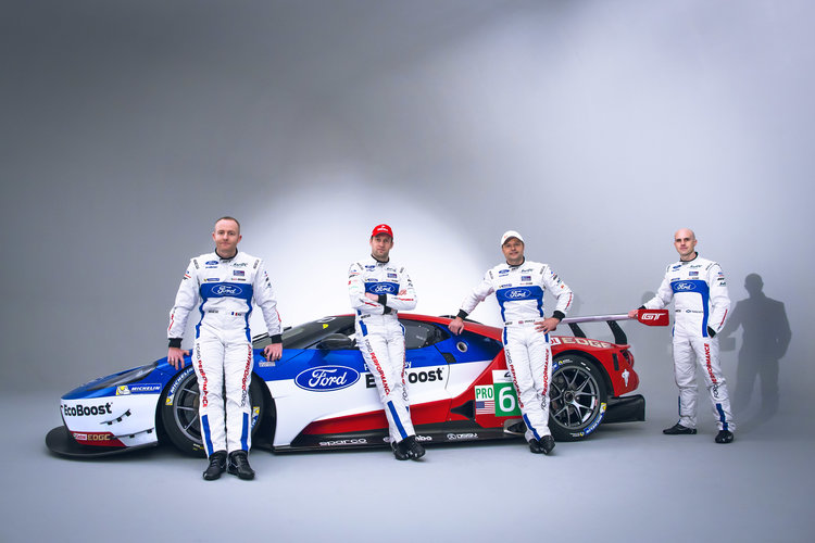 Chip Ganassi Racing Ford GT driver lineup confirmed — FIA WEC