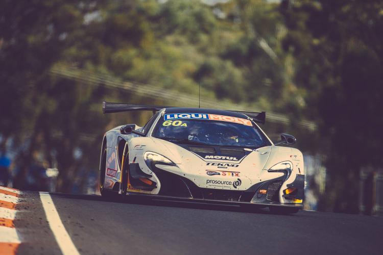 Bathurst McLaren - Credit: McLaren Media