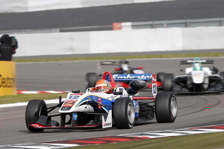 FIA Formula 3 European Championship, round 10, race 1, Nürburgring (GER)