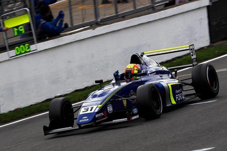 Lando Norris MSA Formula Brands