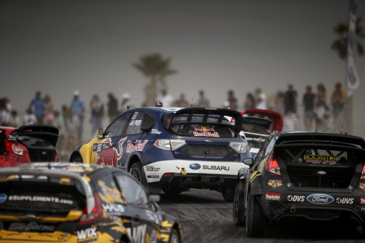 Credit: Larry Chen/ Red Bull Global Rallycross
