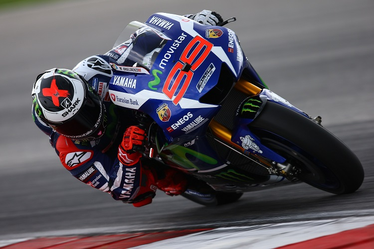 Jorge Lorenzo - Photo Credit: Movistar Yamaha