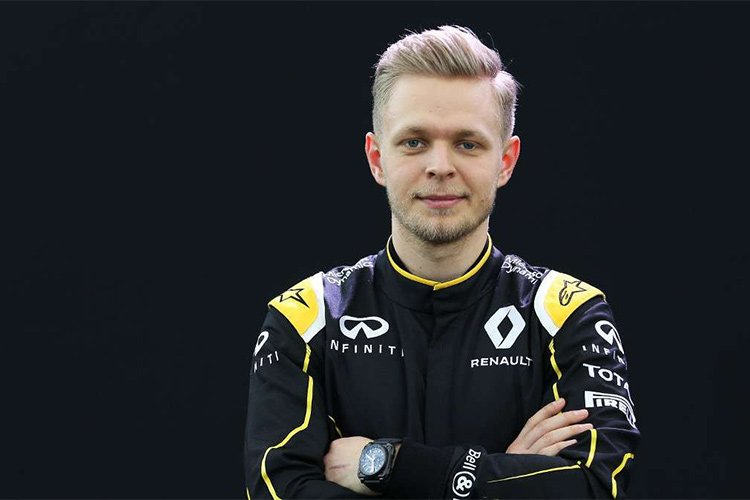 Magnussen-Renault
