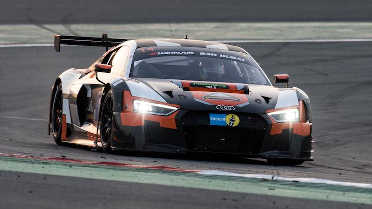 Optimum Motorsport Audi