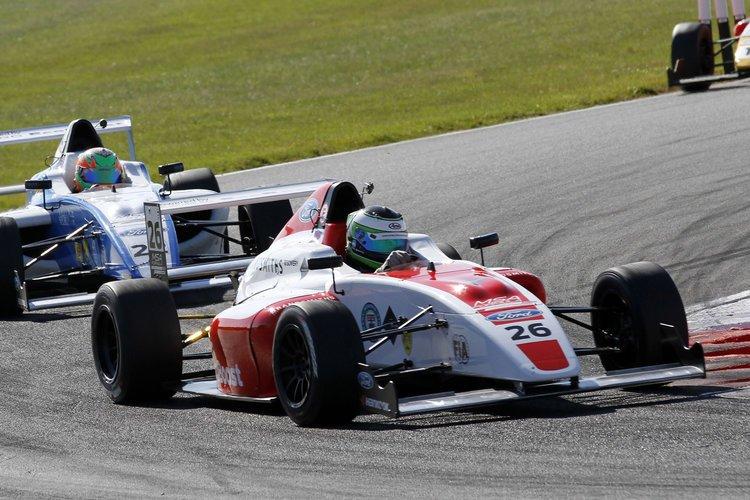 Toby Sowery (GBR) Fortec Motorsports MSA Formula Credit: Jakob Ebrey Photography