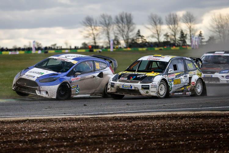 MSA British Rallycross Championship Round 1 2016. Croft Circuit (c) MATT BRISTOW | Rubber Duck Does Automotive Photography