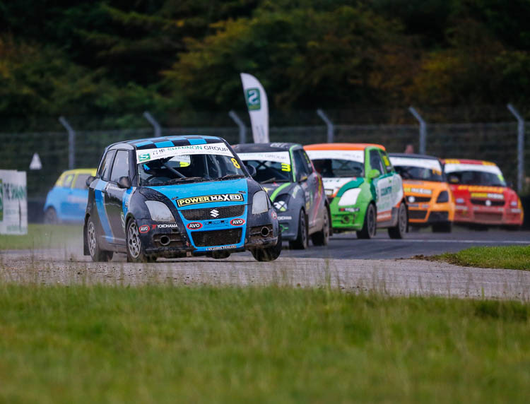 2016 BritishRX Promises To Be Truly Epic - Gaurenteed door to door racing with the Swift Rallycross Championship