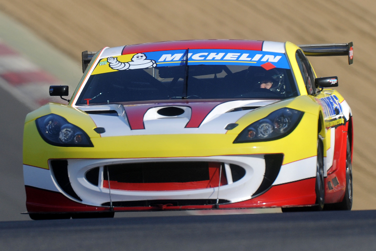Some Top Names In The Ginetta Paddock Have Tipped Boardley As One To Watch This Year - Credit: Jakob Ebrey Photography