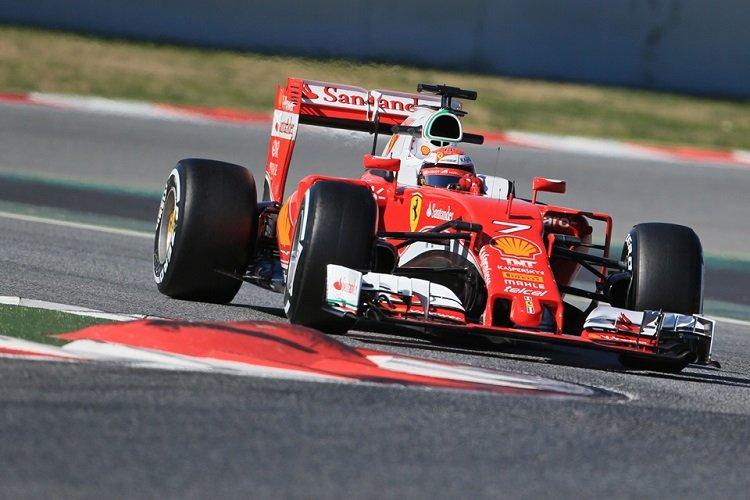 Rosberg fastest as testing resumes at Barcelona
