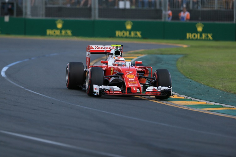 Kimi Raikkonen Quot Hopefully We Can Have A Good Weekend