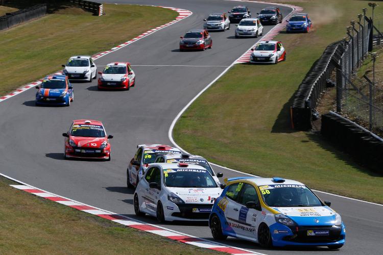 Clio Cup Series - Credit: Jakob Ebrey Photography