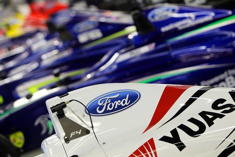 MSA Formula Preview Ford Yuasa