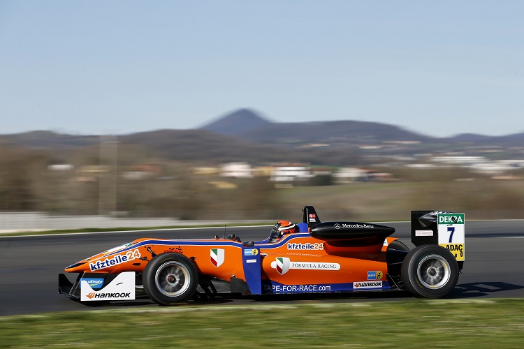 Credit: FIA Formula 3 European Championship / Thomas Suer