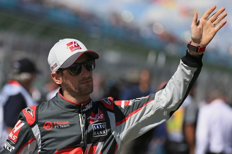 Romain Grosjean 07