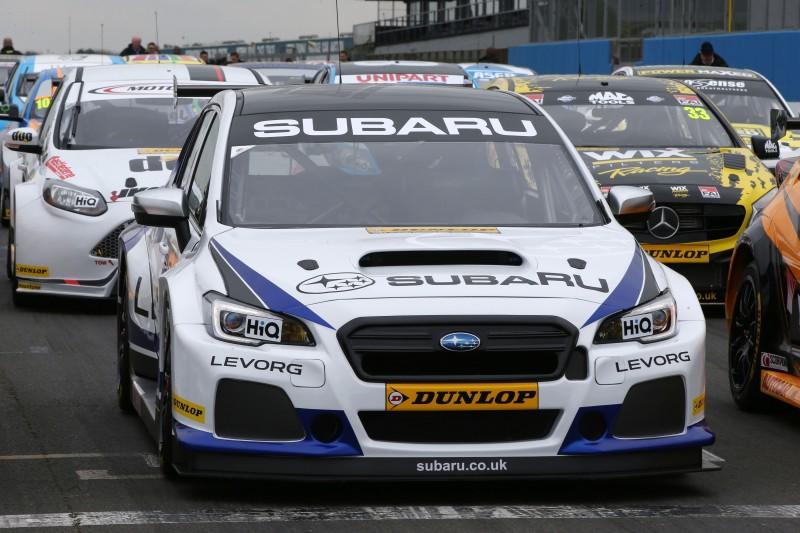 Subaru profile