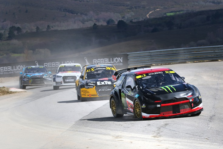 2016 MontalegreRX - on track